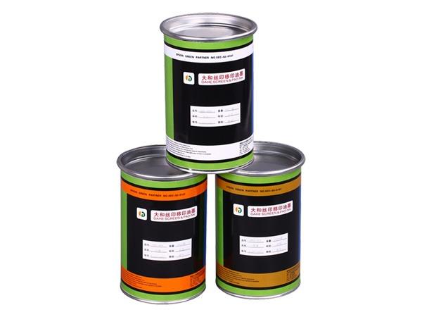 橡胶漆/手感漆/弹性漆表面油墨(600系列)