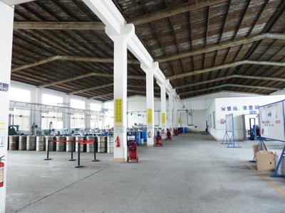 大和油墨产品仓库