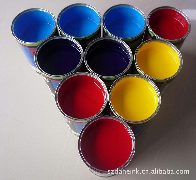 油墨,UV油墨,UV油墨应用