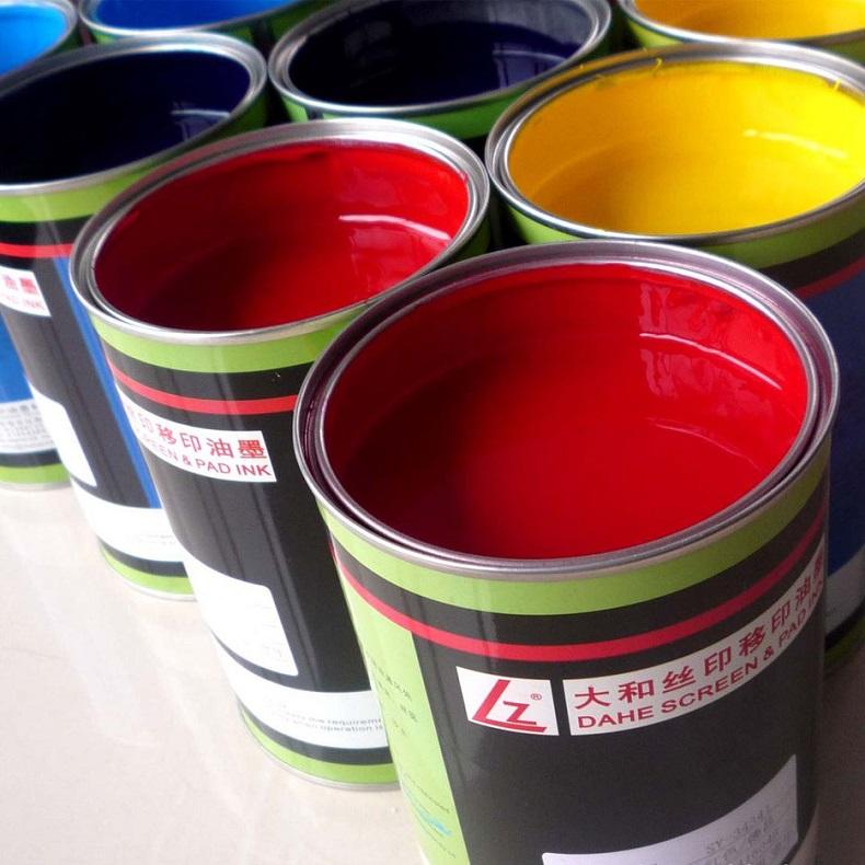 油墨,油墨配色,油墨配色方法